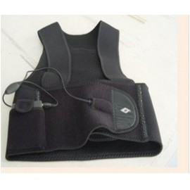 Gilet chauffant infrarouge Li-ion
