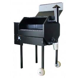 BARBECUE à granulés de bois automatique
