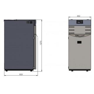 Chaudière à granulé 5-25 Kw Easy Compact