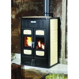 poele hydro 35kw double foyer bi fire klover. Black Bedroom Furniture Sets. Home Design Ideas